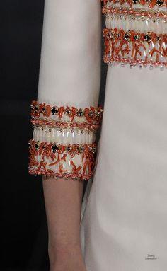 Valentino Spring 2009 Couture Fashion Show Details