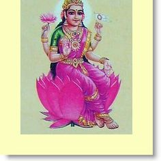Explore the 8 Forms of Lakshmi: Aadi-Lakshmi