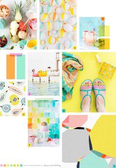 love print studio blog: Mid-week moodboard...