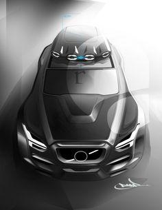 MODEL_Escapist Concept | MAKE_Volvo | COUNTRY_Sweden | Designer_Roberto Acederaart