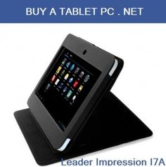 Durability of the Leader Impression I7A tablet is also good. This tablet runs on Android v4.0 which is a relatively newer version of Android operating system. Read more on http://www.buyatabletpc.net/ratings-reviews/leader-impression-i7a-tablet-review.html