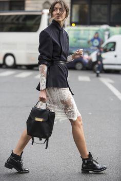 Monika Motor's Portfolio - Street Style