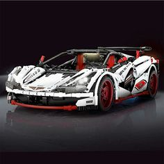 Veneno Roadster, Lego Racers, Shops, Gamers Anime, Lego Models, Lego Technic, Lego Creations, Diy Birthday, Car Car