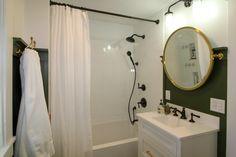 Bathroom Renovations, Small Bathroom, Bathtub, Curtains, Shower, Small Shower Room, Standing Bath, Rain Shower Heads, Bathtubs