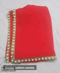 border saree with blouse best for party and wedding Saree Border, Chiffon Saree, Best Budget, Designer Wear, Trendy Fashion, Sarees, Diamond, American, Blouse