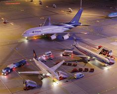 The world's largest model airport finally goes into operation at Miniature Wunderland in Hamburg, following six years of development and con...