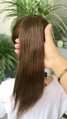 Easy Hairstyles For Long Hair, Cute Hairstyles, Hairstyles Videos, Beautiful Hairstyles, Party Hairstyles, Girl Hair Dos, Hair Style Girl, Curly Hair Styles, Natural Hair Styles