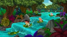 Jake and the Never Land Pirates (2011)