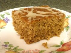 YUMMY!!! Applesauce Cake Author: Linda Etherton Recipe type: Dessert   Ingredients 2½ cups gluten free flour mix (I used 1½ c. rice mix and 1 c. sorg...