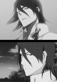 Mmmmhh I would know that I'm-better-than-you-so-you-disappear-from-my-presence look any time! Kuchiki Byakuya sama <3