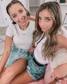 Brooklyn And Bailey Youtube, Brooklyn And Bailey Instagram, Celebrity Hairstyles, Cool Hairstyles, Brooklyn Mcknight, Just Jordan 33, Bailey Mcknight, Veronica And Vanessa, Famous Youtubers