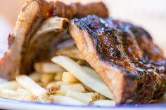 Finger licking good. Delicious Dishes, Steak, Finger, Menu, Fresh, Food, Menu Board Design, Fingers, Essen