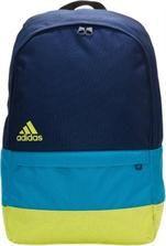0c3163e0267cd Plecak Adidas Versatile Block F49832 niebieski - błękitny -Zielony - Ceny i  opinie