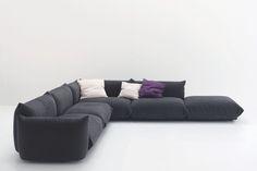 Poliform - Marenco Sofa by Mario Marenco for Arflex