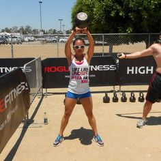 10 Fitness Tips from CrossFit's Elite - Shape Magazine