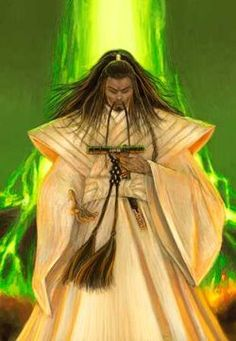 Iuchiban, Founder of the Bloodspeakers Legend of the Five Rings