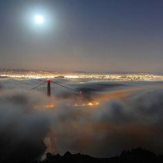 San Francisco, good city to life ;)