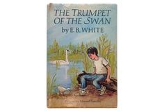 The Trumpet    of the Swan, 1st Ed