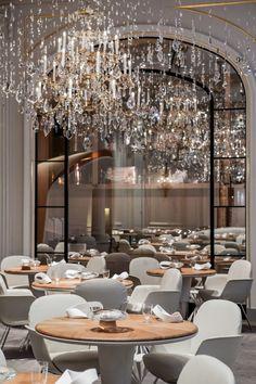 Restaurant Alain Ducasse au Plaza Athénée (Paris)