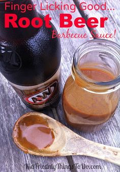 The most amazing Root Beer Barbecue Sauce Recipe for