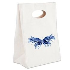 Elegant Butterfly Canvas Lunch Tote > Lunch Bags > Atteestude T-Shirts And Gifts  #school supplies