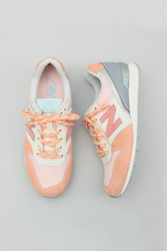 粉嫩少女心 New Balance 2015春夏鞋款