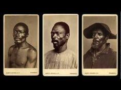 A ESCRAVIDÃO  NO BRASIL EM FOTOS REAIS INÉDITAS..history of slavery in Brazil