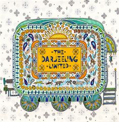 darjeeling limited movie poster - Google Search