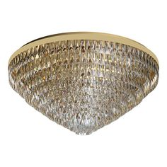C695G - Valparaiso 25 Light Ceiling Light Gold Lighting Superstore, Lighting Online, Glass Shades, Decorative Bowls, Chrome, Chandelier, Ceiling Lights, Steel, Crystals