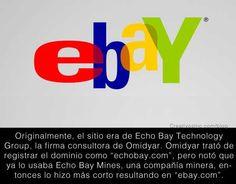 Significado logo Ebay