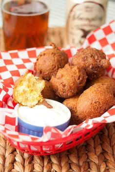 Quick and Easy Hush Puppies Hush Puppy Recipe Recipes