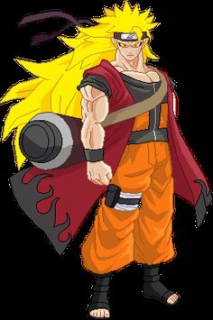Naruto goku fusion strength pinterest - Naruto and dragonball z ...