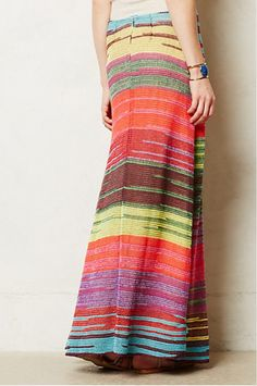 Rio Afternoon Maxi Skirt