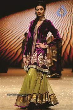 Shyamal Bhumika Ahmedabad Fashion Show