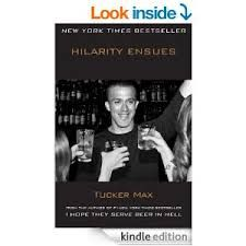 Image result for tucker max book list