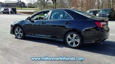 USED 2012 TOYOTA CAMRY 4DR SDN V6 AUTO SE at Milton Martin Honda  #K3048