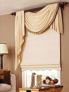 Ways To Hang Sheer Curtains Sheer Valance Will Add Light