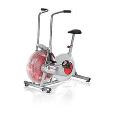$345.60 More than 30 years ago, Schwinn pioneered Airdyne wind resistance technology and has been helping people attain their fitness goals for decades. Designed specifically for the home, the Schwinn AD2 is the newest member of the Airdyne family. This compact but powerful total body machine will more than meet your expectations. The Airdyne AD2 fan design displaces air effectively for an infinite number of resistance levels...
