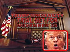 TRUMP TRIAL NOVEMBER 28