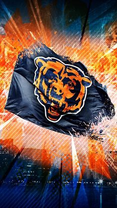 Monsters of the Midway! Bears Football, Nfl Chicago Bears, Chicago Blackhawks Wallpaper, Chicago Bears Pictures, Jr Sports, Sports Logos, Sports Teams, Nfc North, Cubs Team