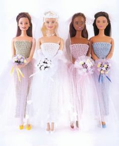 Knits for Barbie - Diana Gil - Picasa Web Albums