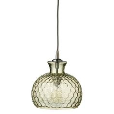 Taupe Mini Pendant via The Beach Look. Click on the image to see more!