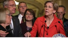 Warren Slams 'Trickle-Down' Economics, Praises Obama Robert Mercer, Trickle Down Economics, Cnn Money, Alex Wong, Democracy Now, Politics, The Daily Caller