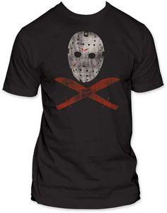 Friday the 13th Jolly Jason Shirt   21.95