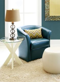 The Elements of Design - Color: can set mood or create an illusion, can make a warm room feel cool and vice versa