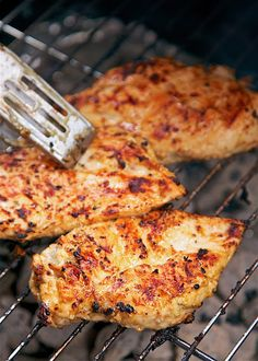 Grilled Chicken - cilantro lime ranch dressing, olive oil, cumin, lime ...