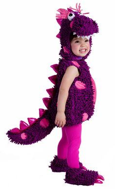 Infant Baby Toddler Girls Purple Dragon Halloween Costume | eBay