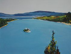 "Greg Kondos - ""Emerald Bay""  (Tahoe)"
