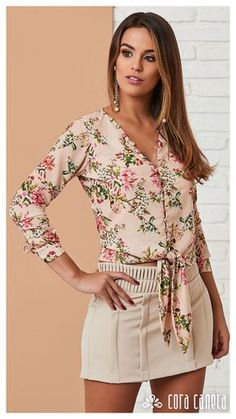 look book 3 Blouse Styles, Blouse Designs, Boho Fashion, Fashion Dresses, Womens Fashion, Look Chic, Casual Chic, Dress To Impress, Dress Skirt