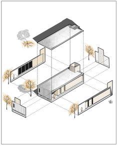 Galería de Croquis Digital: La representación axonométrica por Fernando Neyra - 1